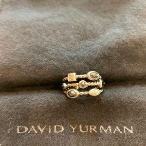 David Yurman Jewelry David Yurman Crossover Wide Ring